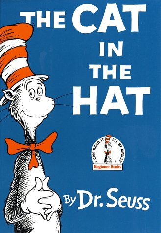 Seuss Hat Library. Almost everyone loves
