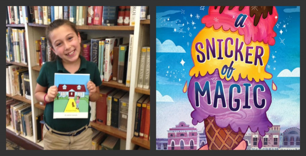 book review a snicker of magic ews library news